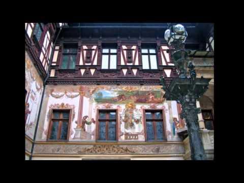 Путешествие по Румынии. Слайд - шоу. Travel to Romania. Slide - show.