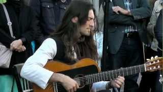 "Estas Tonne performing ""The Song of the Golden Dragon"" in Germany (2012)"
