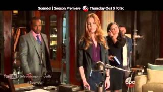Scandal Promo 3ª temporada con subtítulos en español.