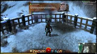 Guild Wars 2 - Wayfarer Foothills 100% Map Completion Walkthrough