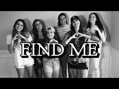Find Me - Cimorelli (lyrics)