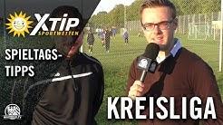 X-TiP Spieltagstipp mit Marijo Papic (SV Blau-Gelb Frankfurt) - 10. Spieltag, Kreisliga A, Frankfurt