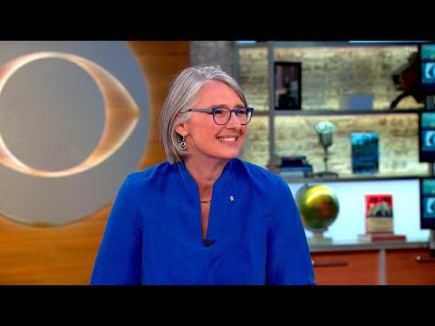 """Louise Penny on her new Inspector Gamache novel, """"Glass Houses"""""""