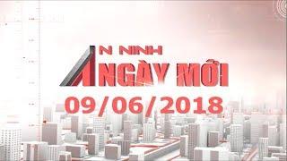 Tin tức | Tin tức mới nhất | Tin tức An ninh 24h cập nhật ngày 09/06/2018 | ANTV - Truyền hình CAND