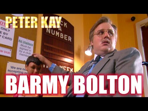 The Barmy Bolton Stag Do   Phoenix Nights   Peter Kay