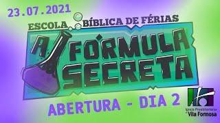 ABERTURA EBF - 23/07/2021