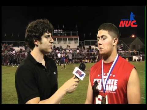 National Underclassmen - U100 East 2011 - Aaron Gunter - Freshmen Strongest Skills Player