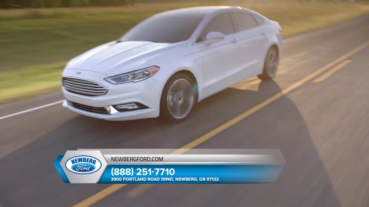2019 Ford Fusion Mcminnville Or Dealership Newberg