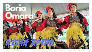 BORIA - Lagu Kisah Retro dari Kumpulan BORIA OMARA Pulau Pinang Malaysia