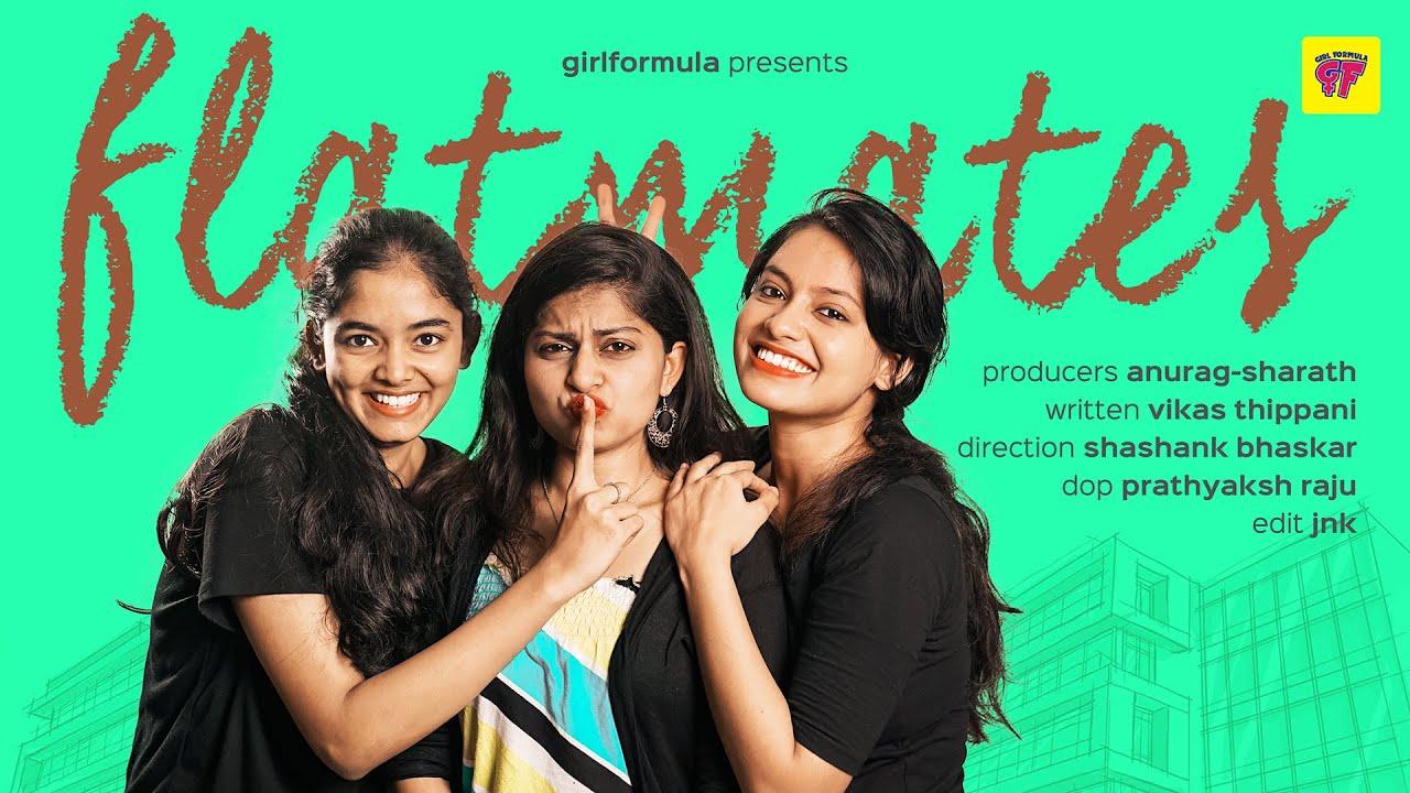 Flatmates - Every Roommate Ever | Girl Formula | Chai Bisket