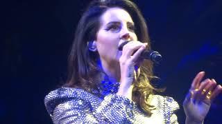 Lana Del Rey - Get Free - Live 02/16/2018 Las Vegas - HD