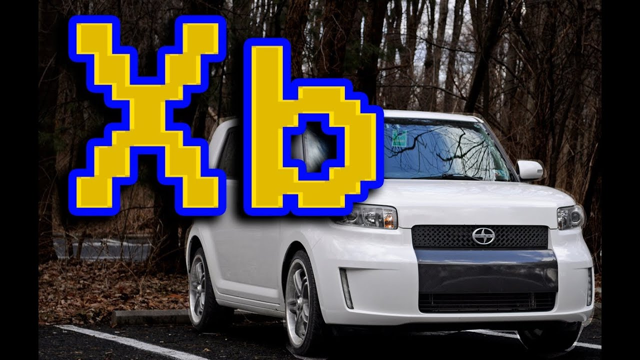 Regular Car Reviews: 2008 Scion Xb - YouTube