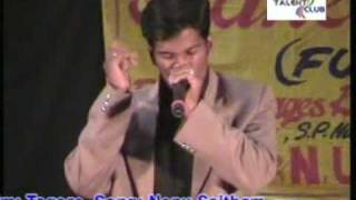 Musicry Harikrishna (Indian Beat Boxer) performing for a song from the movie Tagore