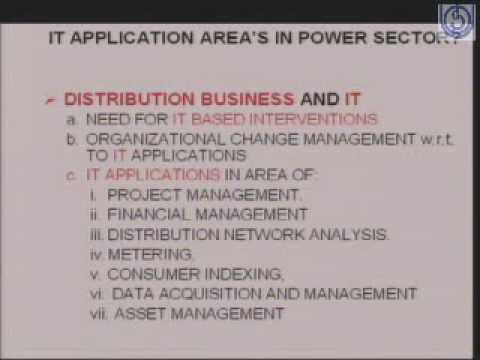 Overview of Distribution Business and Information Technology