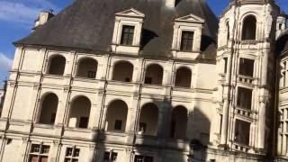 2016. Замок Шамбор. Chambord. (7 часть)(Во время пребывания на ЧЕ-2016 во Франции мы побывали во многих интересных местах. Это серия видео про посеще..., 2016-06-25T15:08:30.000Z)