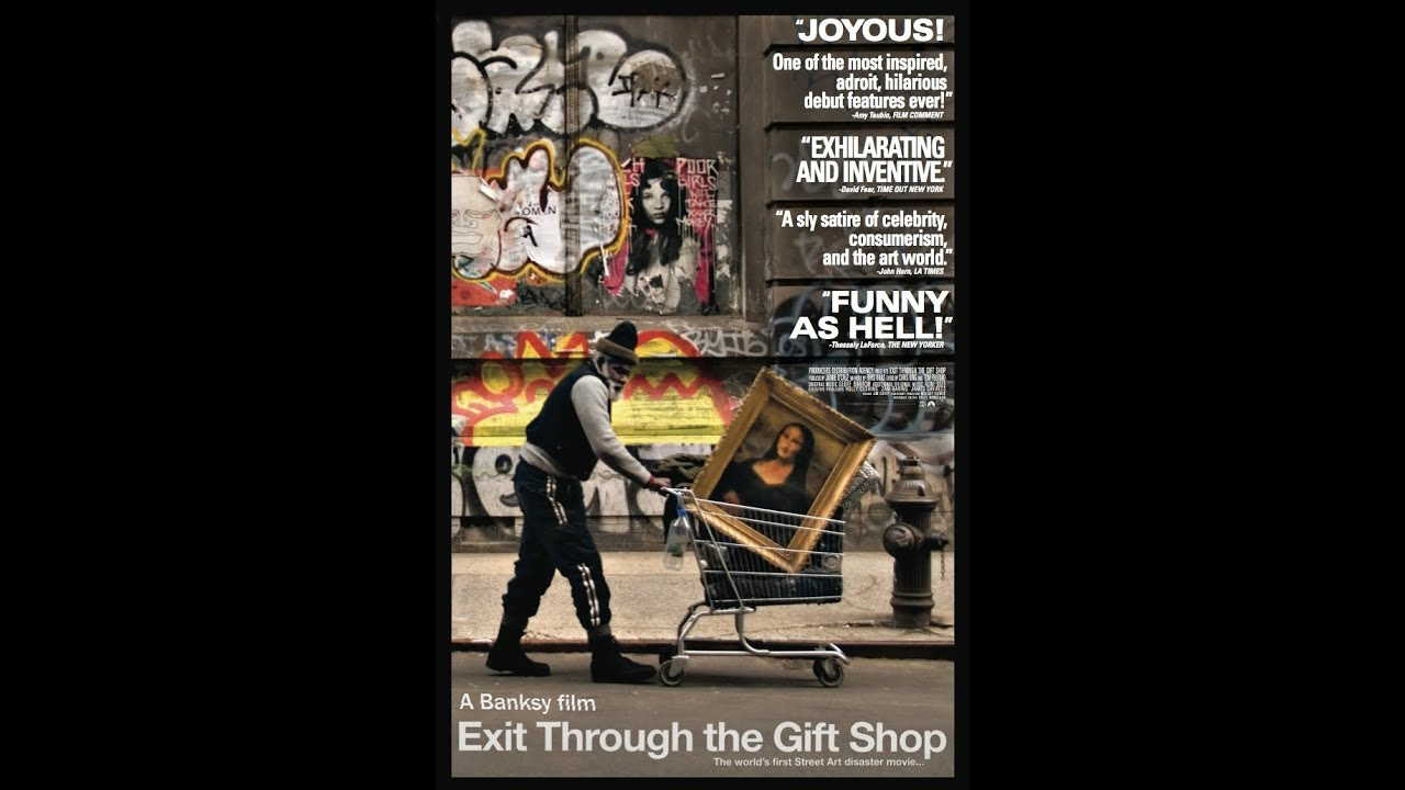 Exit Through the Gift Shop - Documentary