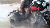 Обзор квадроцикла здк 175 - YouTube