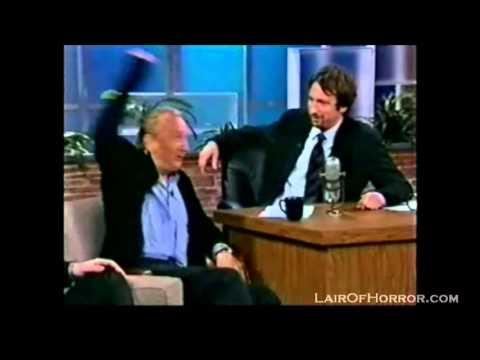Robert Englund on Tom Green Show