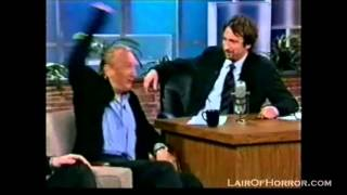 Robert Englund on Tom Green Show
