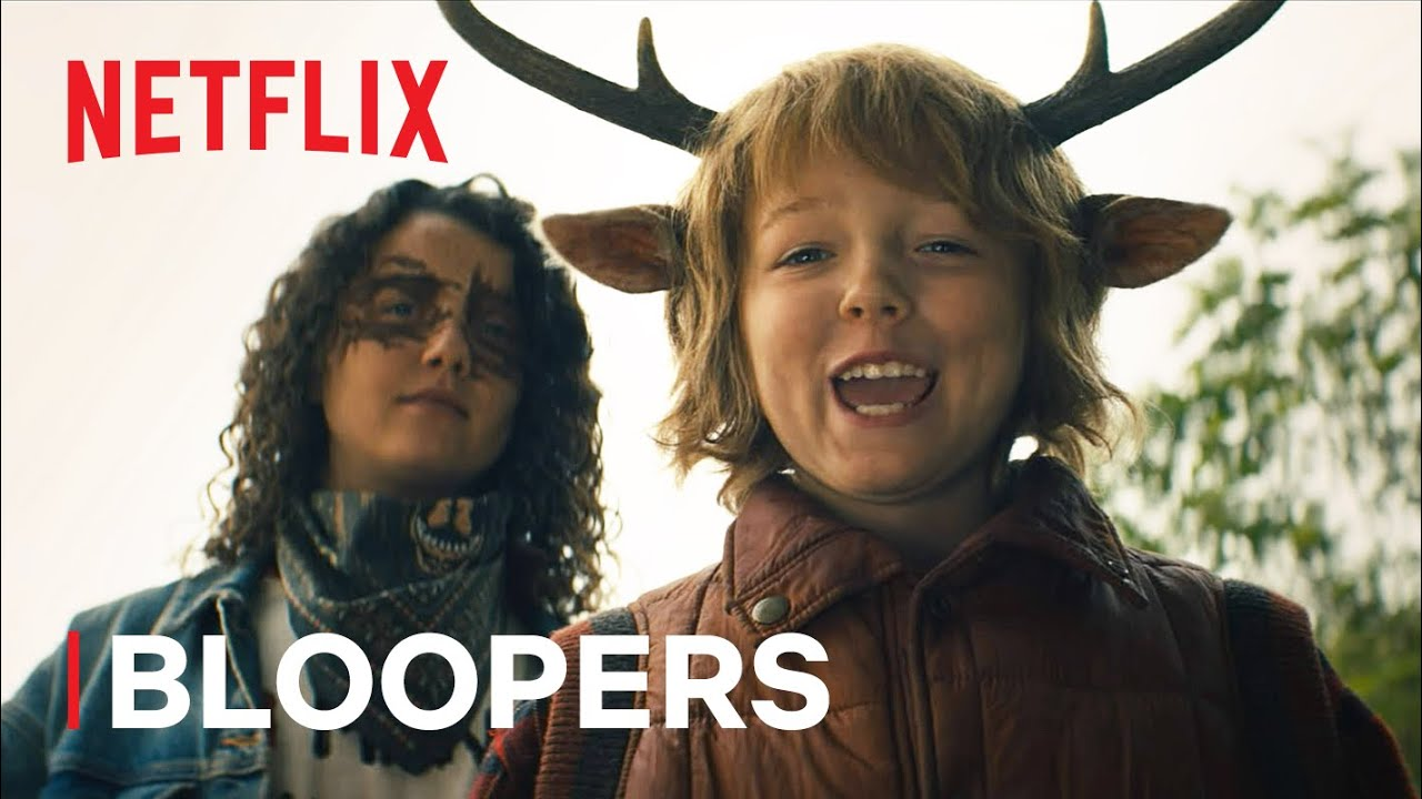 Download Sweet Tooth   Funny Bloopers   Netflix