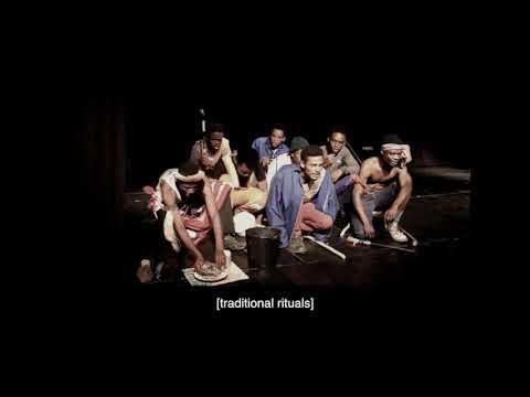 marikana killing in theatre Documentary - low resolution
