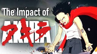 Hey. Akira's a pretty good movie. Kind of changed the history of an...
