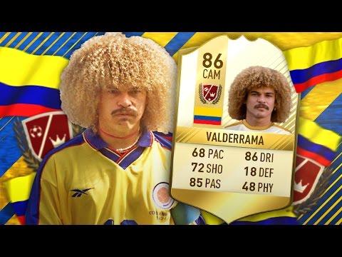 FIFA 17 | Najgorsza LEGENDA w grze?!