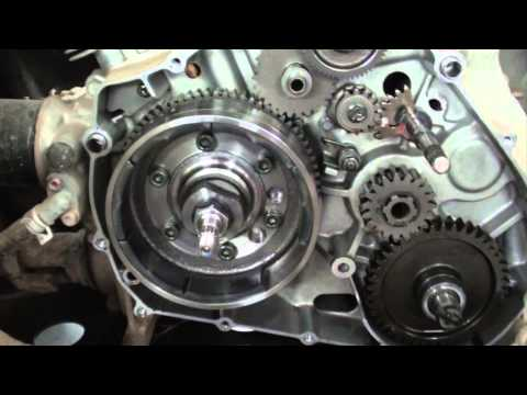 Arctic Cat 400 4X4 Ignition Problem (Flywheel Magnets) - YouTube