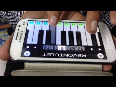Tum Hi Ho .. 'Aashiqui 2' Mobile Piano