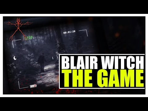 Blair Witch THE GAME | My Honest Thoughts