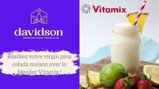 Comment faire une pina colada sans alcool ? (virgin colada)