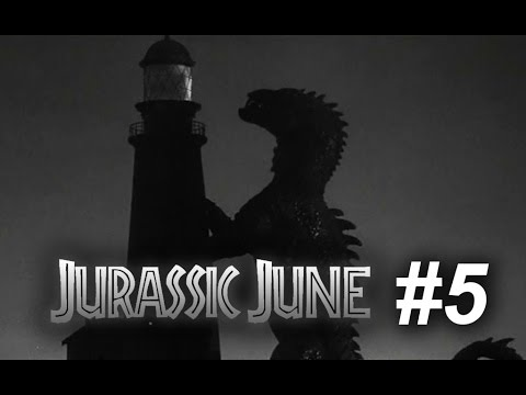 Jurassic June #5 The Beast From 20,000 Fathoms (1953)