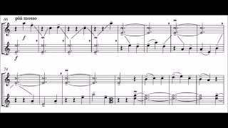 Eric Jurenas, countertenor - Es sang vor langen Jahren (1984) - Arvo Pärt