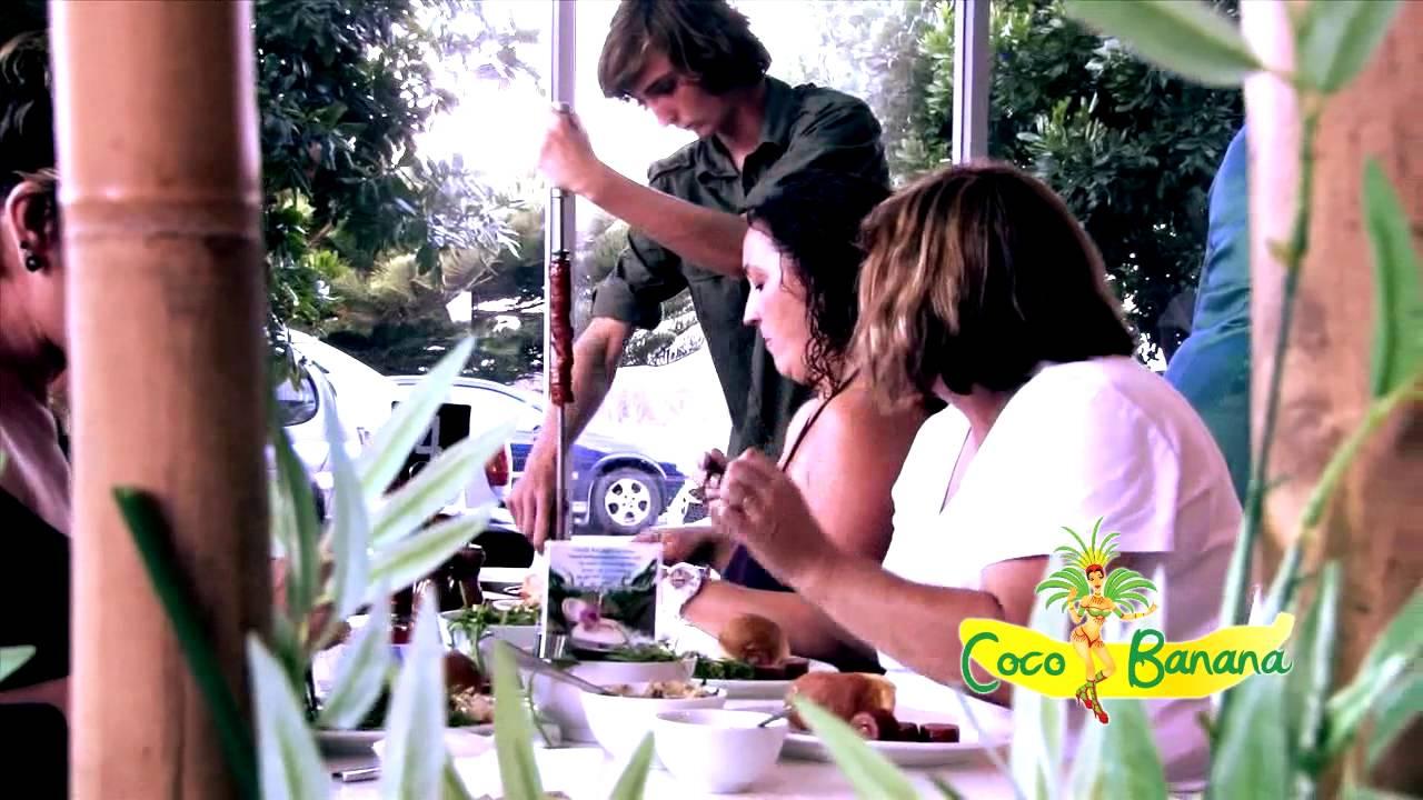 Coco Banana – A taste of Brazil