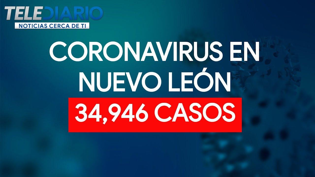 Ya son mil 289 muertes en el estado por Covid-19