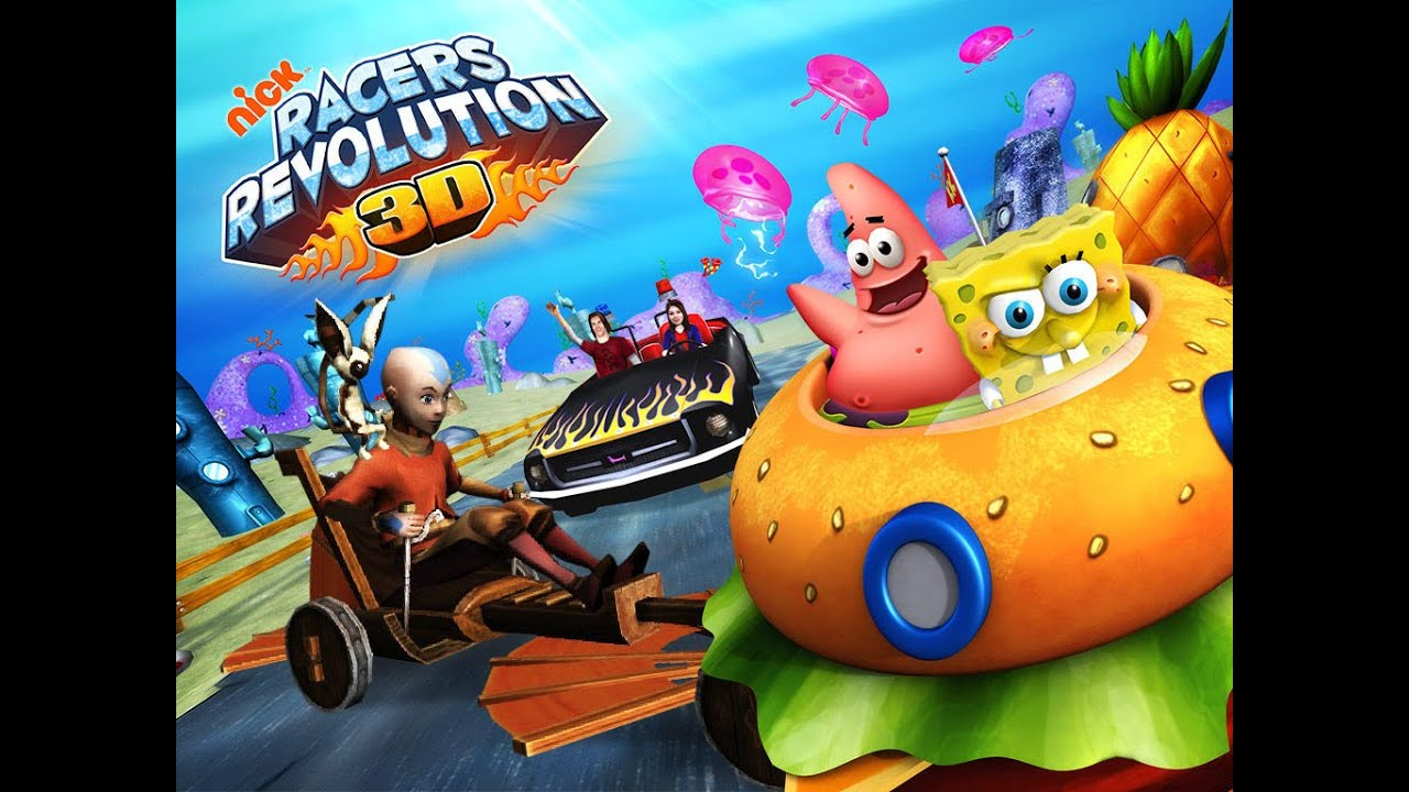 Nick Car Racing Games Online