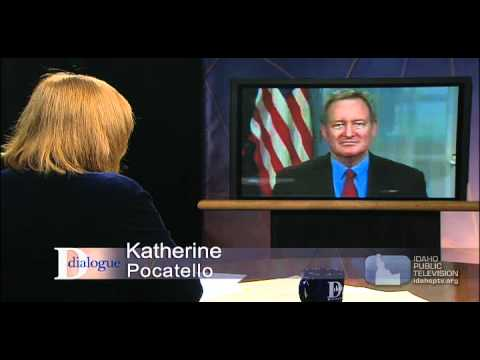 Dialogue Web Extra: Sen.Mike Crapo 2011
