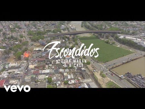 Juan Magan, B-Case – Escondidos