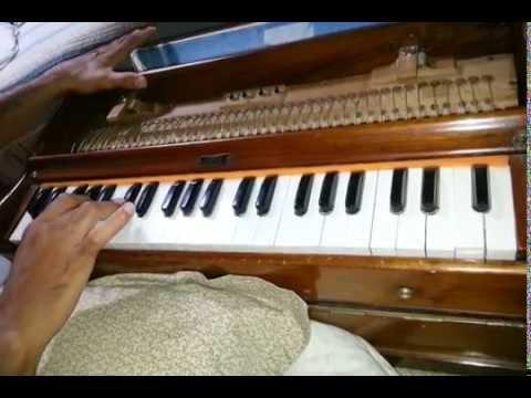 Magical yaman on harmonium by Master Omkar
