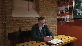 PROJEKT BOHATER spotkanie z ks. Jarosławem Wąsowiczem