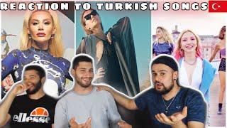 Reaction to 🇹🇷 TURKISH FEMALE SINGERS: Irem Derici vs. Demet Akalin vs. Ece Seckin