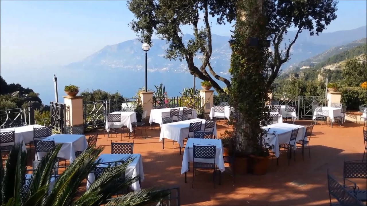 Wedding Venue Maiori Amalfi Coast Youtube