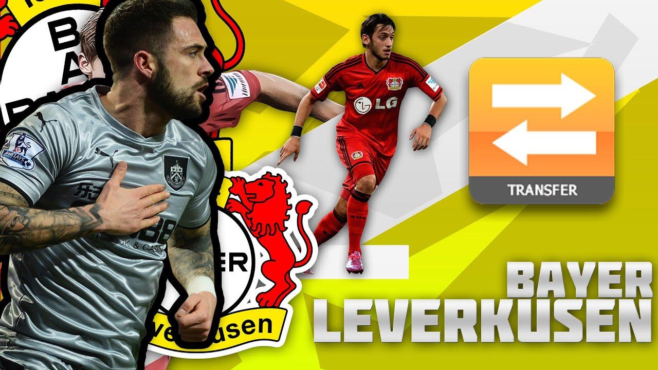Leverkusen Transfers