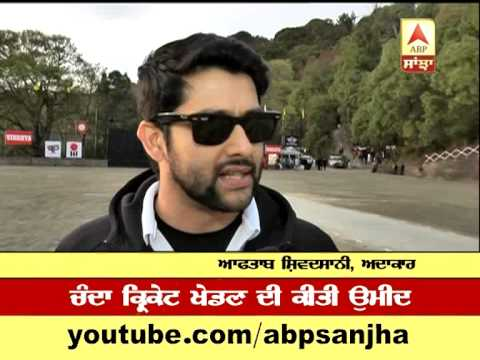 Interview with bollywood actor Aftab Shivdasani