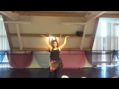 Leyla Almas belly dance company