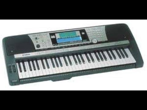 yamaha psr 740 keyboard review part 1 youtube. Black Bedroom Furniture Sets. Home Design Ideas