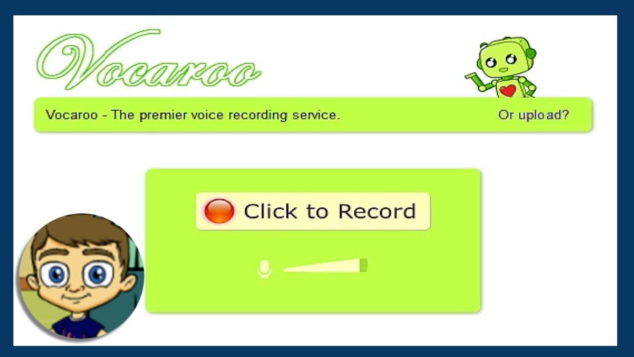 Vocaroo Tutorial - Record Your Voice Online & Make Audio QR Codes