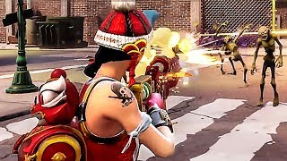 FORTNITE – Lunar New Year Event Gameplay Trailer (2018) PS4 / Xbox One / PC