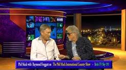 RAYMOND FROGGATT chats to PHIL MACK