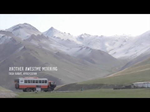 Snippet Kyrgyzstan - Another awesome morning